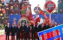 W Moskwie odbyło się próbne losowanie grup Mistrzostw Świata! Na kogo trafili Polacy?
