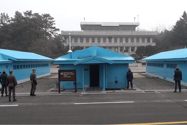 Korea Północna: żołnierzowi udało się przekroczyć granicę Południa. Został postrzelony przez kolegów z armii