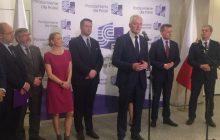 Gowin ogłosił nową nazwę partii! Jest list od Kaczyńskiego