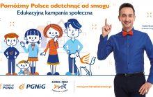 Grupa PGNiG włącza się do walki ze smogiem