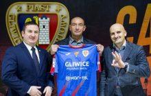 Piast podpisał umowę z AWF Katowice!