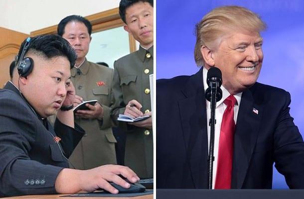 To zaskoczyło nawet Kim Dzong Una! Amerykanie mają ofertę. Chcą rozmawiać o... pogodzie