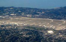 Płonący samolot ledwie wylądował na lotnisku! Jest dramatyczne nagranie pasażera [WIDEO]