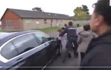 Minister ds. imigracji zaatakowana przez... imigrantów! Uciekając potrącili kobietę [WIDEO]