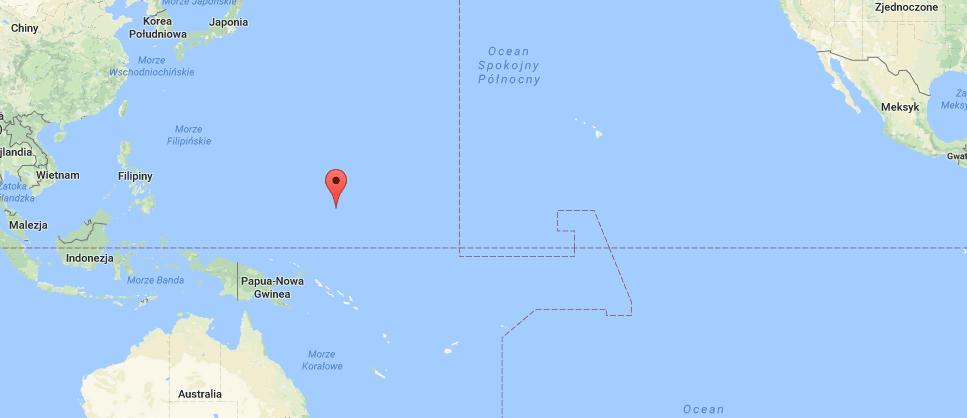 wyspa Pohnpei