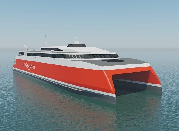 Nowe możliwości podróżowania do Norwegii. Fjord Line buduje nowoczesny katamaran