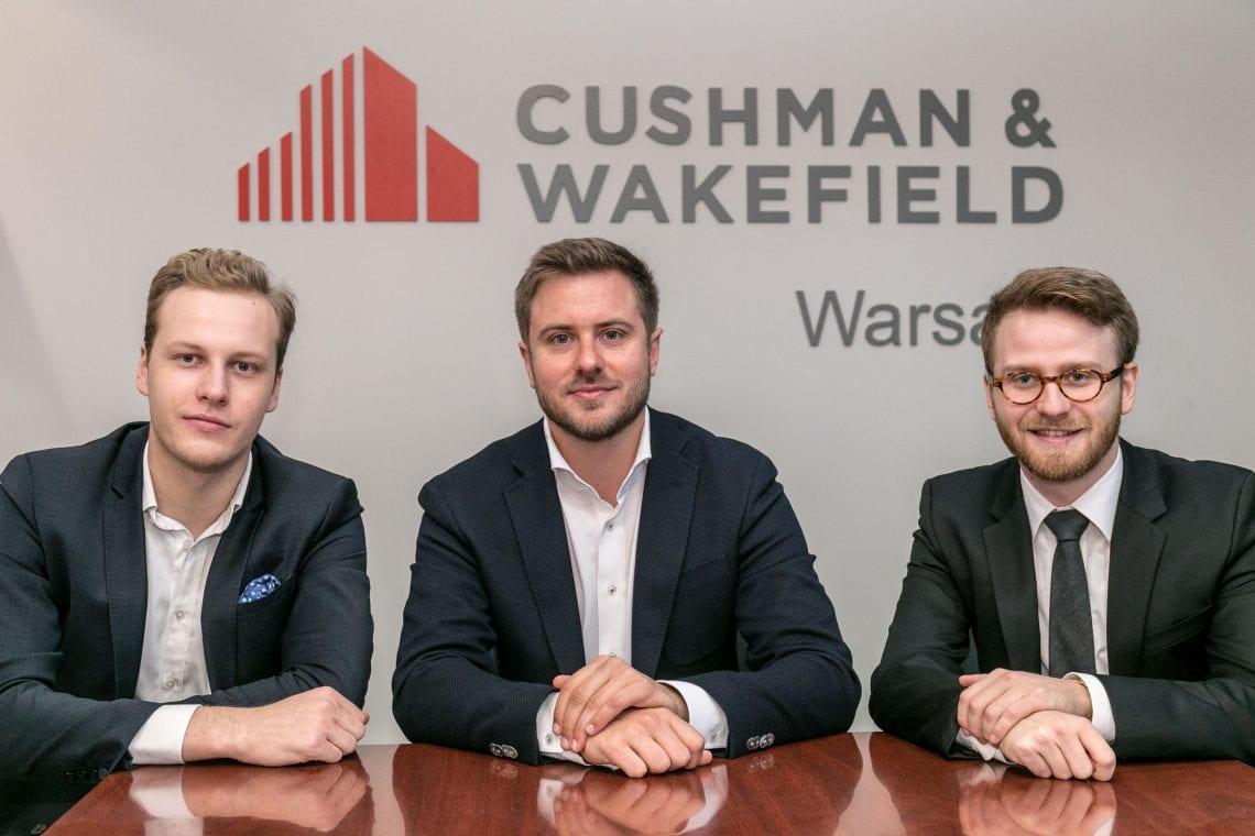 Globalny lider nieruchomościowy i polski startup łączą siły - Cushman & Wakefield i ShareSpace zrewolucjonizują rynek najmu powierzchni biurowych