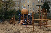 Islamski plac zabaw dla dzieci? Taki już powstaje w... środku Europy. Z pieniędzy podatnika [WIDEO]