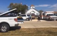 USA: Strzelanina w Teksasie. Co najmniej 27 ofiar śmiertelnych