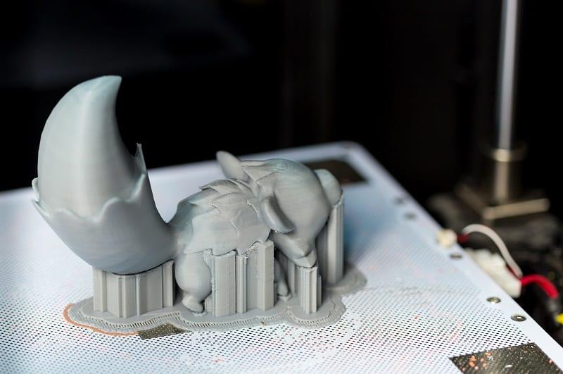Druk 3D nadaje kształt słowiańskiej mitologii