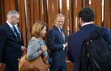 Donald Tusk skomentował desygnowanie Mateusza Morawieckiego na premiera. Padła konkretna deklaracja