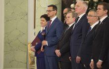 Zaprzysiężenie rządu Morawieckiego. Wiemy kto wszedł w skład Rady Ministrów