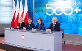Ministerstwo o nienależnych świadczeniach z tytułu 500 plus. Rodziny muszą oddać ponad 47 mln zł