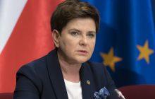 Beata Szydło zabrała głos ws. zastrzelonego antyterrorysty. Ważna deklarcja pani premier