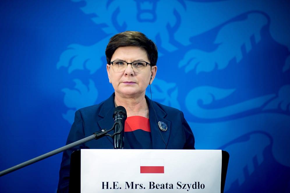 Jest pierwszy komentarz Beaty Szydło po zmianie premiera. Jej wpis momentalnie podbił Twitter!