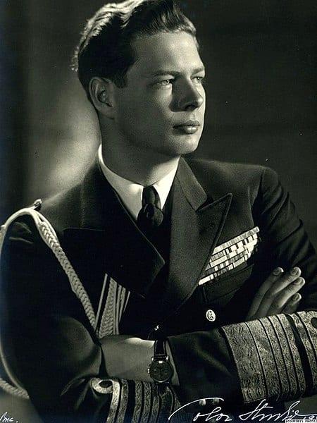 Michał I (ok. 1948 roku)/ Wikimedia Commons