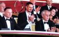 Andrzej Duda na 25-leciu Polsatu. Prezydent zasiadł koło Zygmunta Solorza-Żaka