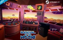 Elevator… to the Moon! już dostępne na Steam