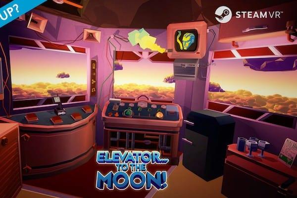 Elevator… to the Moon! już dostępne na Steam