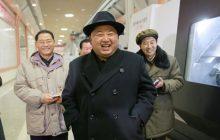 Szef CIA, Mike Pompeo spotkał się z... Kim Dzong Unem