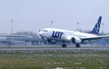 Flota LOT poszerzyła się o nowy nabytek. To najnowocześniejszy samolot wąskokadłubowy świata! [WIDEO]