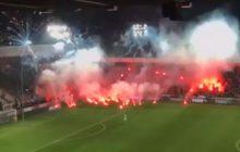 Prezes Cracovii zabrał głos ws. zadymy na stadionie podczas derbów z Wisłą. Wskazał