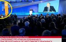 Po sieci krąży zdjęcie zrobione podczas Rady Krajowej PO. Internauci zwracają uwagę na... nietypowy wygląd polskiej flagi