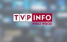 W ten sposób TVP Info komentuje decyzję Komisji Europejskiej ws. Polski. Jeden z najostrzejszych pasków w historii stacji? Potężny cios w PO