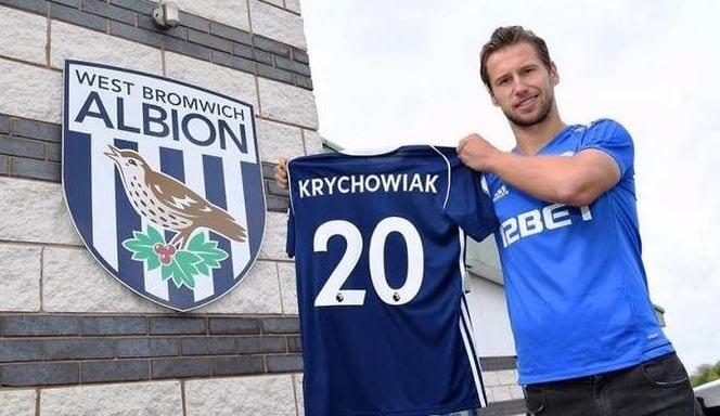 Niepokojące doniesienia z Anglii. To koniec Grzegorza Krychowiaka w West Bromwich Albion! Dokąd teraz powędruje Polak?