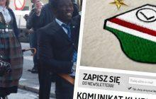 Legia Warszawa wydała oficjalny komunikat. Stołeczny klub został oskarżony o rasizm. Głos zabrał również piłkarz, który miał paść jego ofiarą