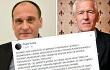 Paweł Kukiz uderza w Kornela Morawieckiego. Przypomina jego wywiad dla