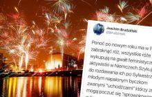 Wicemarszałek Sejmu przesadził? Jego wpis na Twitterze oburzył kobiety.