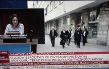 Czegoś takiego jeszcze nie było. W TVP Info na małym ekranie obrady Sejmu, a na dużym... zapętlone nagranie. Leci od kilku godzin bez przerwy