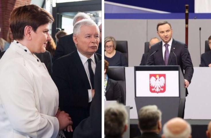 Pilne, nieplanowane wcześniej, spotkanie Dudy z Kaczyńskim i Szydło! Wiadomo, kto o nie zabiegał. Czego dotyczyć będzie rozmowa?