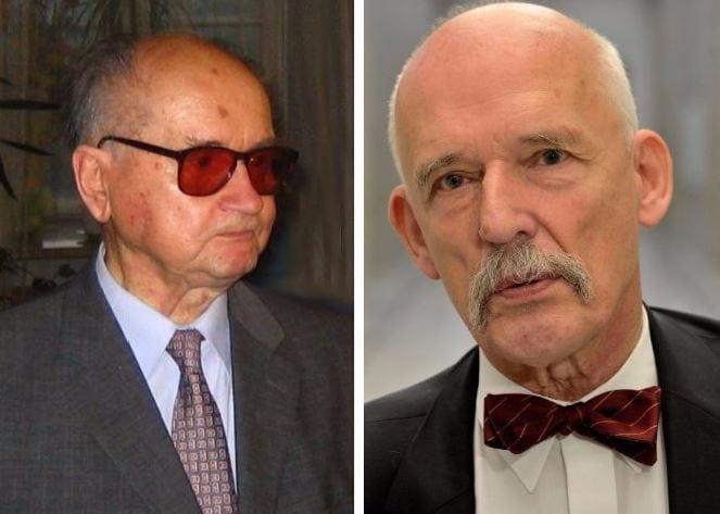 Te słowa na łożu śmierci wypowiedział gen. Jaruzelski? Zaskakujący wpis Janusza Korwin-Mikkego.