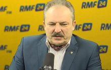 Marek Jakubiak po raz pierwszy publicznie o oskarżeniach działaczki Partii Razem. Poseł zdradził, o co zapytał go jego 9-cio letni syn [WIDEO]