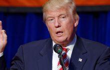 Donald Trump nie zamierza przebierać w środkach. W ten sposób karane będą osoby, które spalą flagę USA
