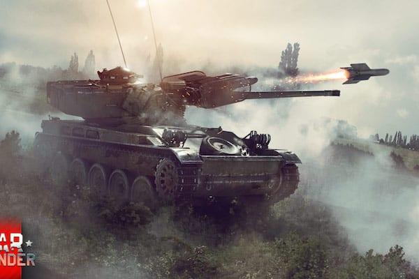 War Thunder: do gry wjadą francuskie czołgi
