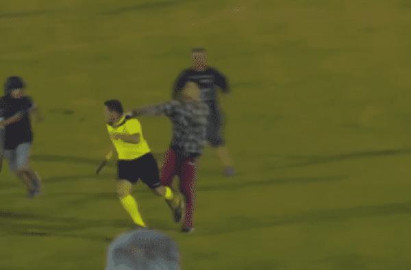 Dantejskie sceny podczas meczu w Argentynie. Sędziowie brutalnie pobici, klub wyrzucony z ligi