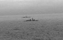 Incydent na Morzu Północnym. Brytyjczycy przechwycili rosyjski okręt [FOTO]