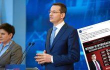 Platforma Obywatelska już atakuje Mateusza Morawieckiego.