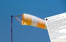 Polscy Łowcy Burz ostrzegają przed silnym wiatrem. Miejscami najwyższy stopień zagrożenia!