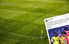 Reprezentant Kolumbii zawieszony za rasistowski gest, ale... na Mundialu wystąpi. Zaskakujące tłumaczenie FIFA!