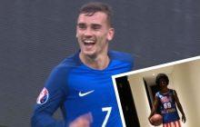 Znany francuski piłkarz przebrał się za koszykarza. Został oskarżony o rasizm i musiał przeprosić [FOTO]
