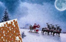 Internauci z całego świata udostępniają sobie tę świąteczną zagadkę! Potraficie ją rozwiązać?