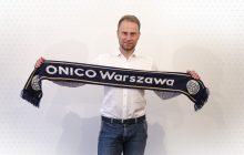 Piotr Gacek rozpoczyna współpracę z ONICO Warszawa