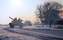 Konflikt zbrojny na Ukrainie coraz poważniejszy. Polskie MSZ reaguje