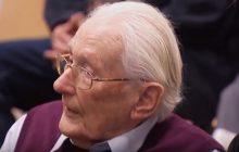 Ma 96 lat, ale i tak trafi za kratki. Był strażnikiem w Auschwitz