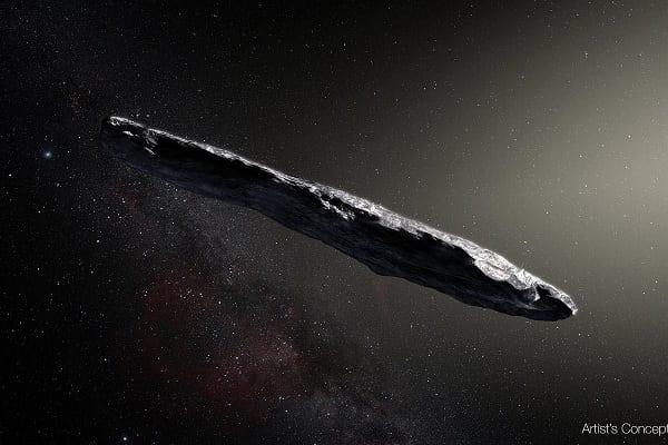 Pierwsza asteroida spoza Układu Słonecznego wzbudza ciekawość. Niedługo rozpocznie się nasłuch radiowy tajemniczego obiektu [WIDEO]
