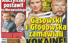 Super Express: Piotr Gąsowski i Anna Głogowska na liście dilera gwiazd. Jest stanowisko aktora